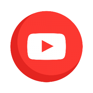 YouTube logo vector PNG